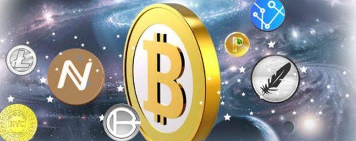 Les cryptomonnaies sur internet